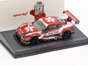 Nissan GT-R Nismo GT3 #20 7th FIA GT Nations Cup Bahrain 2018 1:64 Spark / 2. choice