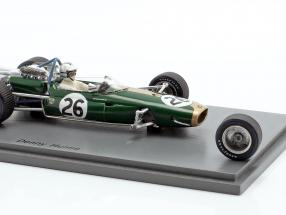 Denis Hulme Brabham BT19 #26 World Champion Belgium GP formula 1 1967 1:43 Spark / 2. choice