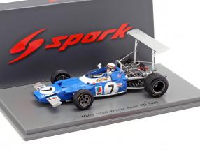 Jackie Stewart Matra MS80 #7 winner Spanien GP World Champion F1 1969 1:43 Spark / 2. choice