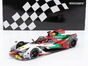 Daniel Abt Audi e-tron FE05 #66 formula E season 5 2018/19 1:18 Minichamps