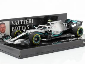 Valtteri Bottas Mercedes-AMG F1 W10 #77 Winner United States GP F1 2019 1:43 Minichamps