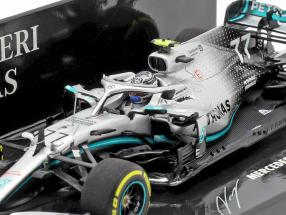 Valtteri Bottas Mercedes-AMG F1 W10 #77 Winner United States GP F1 2019
