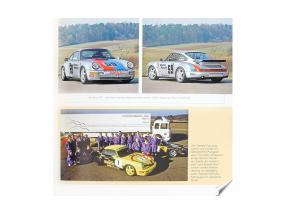 Book: Porsche Race cars since 1975 / by Brian Long
