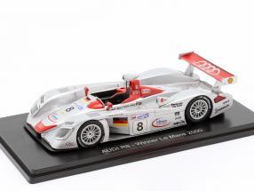 Audi R8 #8 Winner 24h LeMans 2000 Kristensen, Pirro, Biela