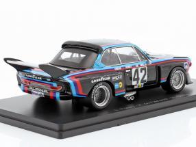 BMW 3.5 CSL #42 24h LeMans 1976 Posey, de Fierlant, Grohs