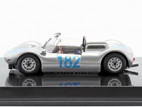 Porsche 904-8 Känguruh #182 Targa Florio 1965 Gerhard Mitter