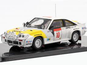 Opel Manta 400 #10 2nd Safari Rallye 1984 Aaltonen, Drews 1:43 Ixo