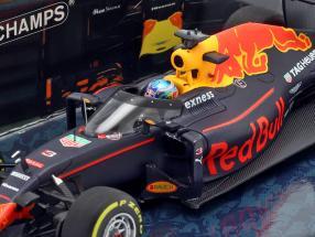 Daniel Ricciardo Red Bull RB12 #3 Aero Shield test Russia GP F1 2016