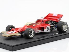 Emerson Fittipaldi Lotus 72C #24 formula 1 1970 1:18 GP Replicas