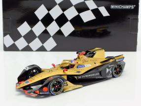 Jean-Eric Vergne DS E-Tense FE 19 #25 formula E champion 2018/19 1:18 Minichamps