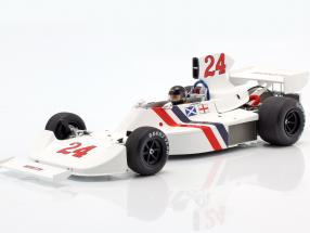 James Hunt Hesketh 308 #24 Winner Dutch GP formula 1 1975 1:18 Spark