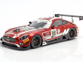 Mercedes-Benz AMG GT3 #88 24h Spa 2019 Akka ASP Team 1:18 Spark
