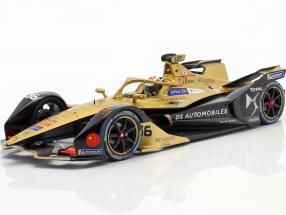 Andre Lotterer DS E-Tense FE 19 #36 formula E season 5 2018/19 1:18 Minichamps