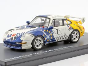 Porsche 911 (993) Cup #1 VIP Car Porsche Supercup 1996 1:43 Schuco