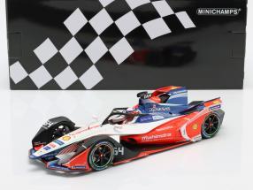 J. D'Ambrosio #64 Mahindra Racing formula E season 5 2018 /19 1:18 Minichamps