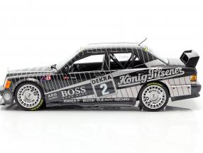Mercedes-Benz 190E 2.5-16 EVO 1 #2 Kurt Thiim DTM 1989