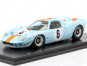 Mirage M1 #6 Winner 1000km Spa 1967 Ickx, Thompson 1:43 Spark