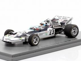 John Surtees Surtees TS9 #23 5th Dutch GP formula 1 1971 1:43 Spark