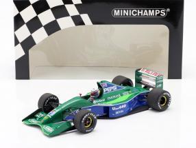 Alessandro Zanardi Jordan 191 #32 Japanese GP formula 1 1991 1:18 Minichamps
