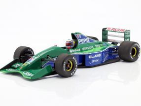 Alessandro Zanardi Jordan 191 #32 Japan GP Formel 1 1991 1:18 Minichamps