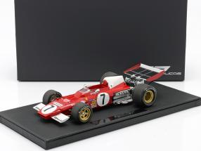 Clay Regazzoni Ferrari 312B2 #7 formula 1 1972 1:18 GP Replicas
