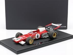 Jacky Ickx Ferrari 312B2 #4 formula 1 1972 1:18 GP Replicas