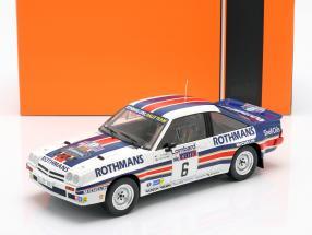 Opel Manta 400 #6 RAC Rally 1983 Vatanen, Harryman 1:18 Ixo
