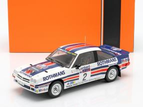 Opel Manta 400 #2 RAC Rally 1983 Toivonen, Gallagher 1:18 Ixo
