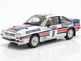 Opel Manta 400 #8 3rd RAC Rally 1983 McRae, Grindrod 1:18 Ixo