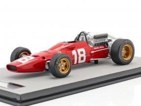 Lorenzo Bandini Ferrari 312/67 #18 Monaco GP Formel 1 1967 1:18 Tecnomodel