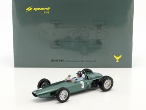 Graham Hill BRM P57 #3 World Champion South Africa GP formula 1 1962   / 2. choice