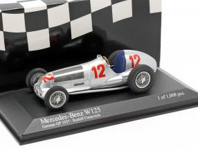 R. Caracciola Mercedes-Benz W125 #12 Winner German GP European Championship 1937 1:43 Minichamps