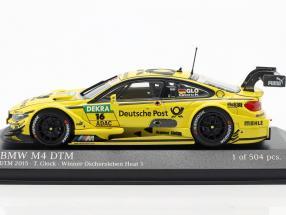 BMW M4 DTM (F82) #16 DTM 2015 Timo Glock