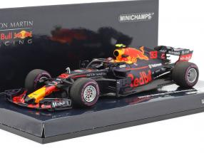 Max Verstappen Red Bull Racing RB14 #33 Winner Mexican GP F1 2018 1:43 Minichamps