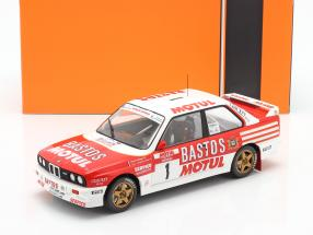 BMW M3 (E30) #1 7th Rallye Tour de Corse 1988 Beguin, Lenne 1:18 Ixo