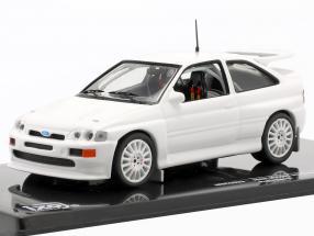Ford Escort RS Cosworth 1994 Rallye Specs Plain Body Version weiß 1:43 Ixo