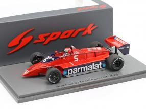 Niki Lauda Brabham BT48 #5 4th Italian GP formula 1 1979 1:43 Spark