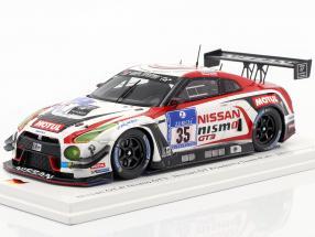 Nissan GT-R Nismo GT3 #35 24h Nürburgring 2016 Nissan GT Academy Team 1:43 Spark