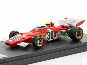 Nanni Galli Ferrari 312B2 #30 French GP formula 1 1972 1:43 LookSmart