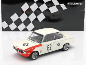 BMW 2002 tiK #62 Class Winner Guards International Brands Hatch 1969 1:18 Minichamps