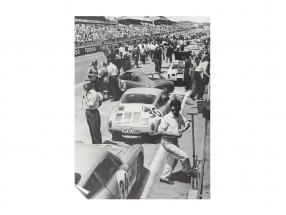Book: Porsche in LeMans - The complete success story since 1951