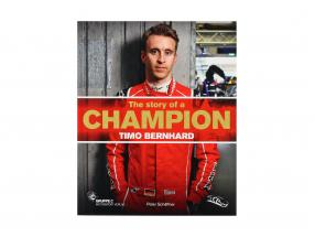 Book: Timo Bernhard - The story of a champion