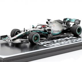 L. Hamilton Mercedes-AMG F1 W10 #44 USA GP Weltmeister F1 2019 1:43 Spark