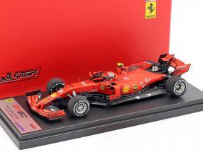 Charles Leclerc Ferrari SF90 #16 Sieger Italien GP Formel 1 2019 1:43 LookSmart
