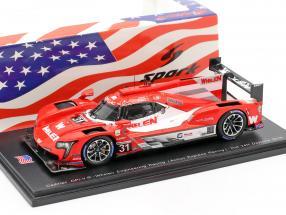 Cadillac DPi-VR #31 2nd 24h Daytona 2019 Nasr, Curran, Derani 1:43 Spark