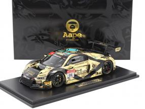 Audi R8 LMS #6 China GT Championship 2017 Lee, Au 1:18 Tarmac Works