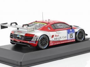 Audi R8 LMS Ultra #15 24h Nürburgring 2015 Audi race experience