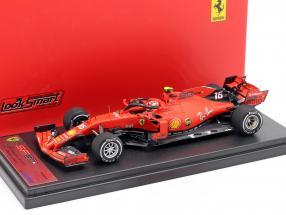 Charles Leclerc Ferrari SF90 #16 2nd Singapore GP formula 1 2019 1:43 LookSmart