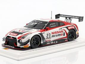 Nissan GT-R Nismo GT3 #23 24h Spa 2016 Nissan GT Academy Team RJN 1:43 Spark