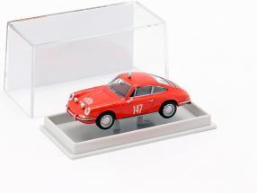 Porsche 911 #147 rally Monte Carlo 1965 1:87 Brekina